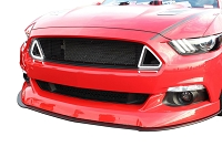 2015-2017 Mustang CDC Outlaw Switchback Upper Grille w/ DRL Lights