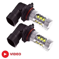 2001-2016 F250 & F350 Diode Dynamics LED Fog Lights (Set of 2)