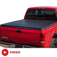 1999-2016 F250 & F350 Extang Trifecta Tri-Fold Tonneau Cover (6-3/4' Bed)