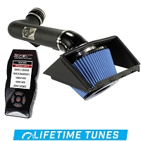 2010-2014 F150 Raptor 6.2L AFE Stage 2 Cold Air Intake w/ X4 Custom Tuner