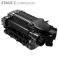 2011-2014 Mustang GT 5.0L Whipple 2.9L Stage 2 Complete Supercharger Kit
