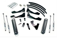 2011-2016 6.7L F350 Super Duty Pro Comp 6'' Stage I Lift Kit (Diesel F-350 Only)