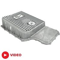 2011-2016 F250 & F350 AFE Transmission Pan Cover (Raw)