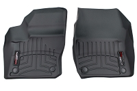 2013-2017 Focus ST WeatherTech Digital Fit Front Floor Liners (Black)