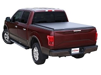 2017-2018 F250 & F350 Access Limited Edition Roll-Up Tonneau Cover (Short Bed)