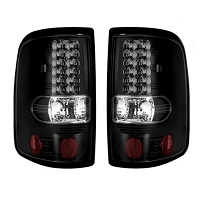 2004-2008 F150 Recon LED Tail Lights (Smoked)