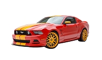 2013-2014 Mustang 3dCarbon Boy Racer 4-Piece/5-Piece Body Kit