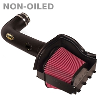 2008-2010 F250 & F350 5.4L AIRAID SynthaMax Cold Air Intake (Non-Oiled)