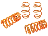 2015-2017 Mustang GT V8 AFE Control Series Front & Rear Lowering Springs