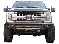 2017-2018 F250 & F350 Rogue Racing Enforcer Off-Road Front Bumper