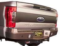 2017-2018 F250 & F350 Rogue Racing Revolver Off-Road Rear Bumper