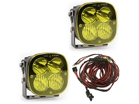 Baja Designs XL Pro Edition Driving/Combo LED Light - Amber (Pair)