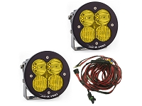 Baja Designs XL-R Pro Edition Driving/Combo LED Light - Amber (Pair)