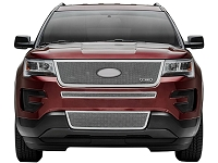 2016 Explorer T-REX Upper Class Replacement Main Grille (Stainless Steel)