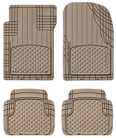 1999-2004 Mustang WeatherTech AVM Tan Universal Floor Mats (Trim-To-Fit)