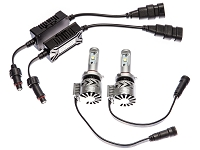 2015-2017 F150 CrystaLux XHP50 9005 LED High Beam Conversion Kit