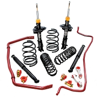 1994-2004 Mustang GT Eibach Pro-System-Plus Suspension Kit (Convertible)