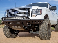 2009-2014 F150 ADD Stealth R Paneled Front Off-Road Bumper (No Winch)