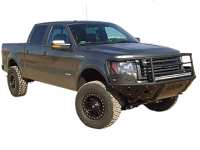 2011-2014 F150 EcoBoost ADD Rancher Vented Front Bumper