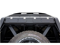 1999-2016 F250 F350 ADD Honey Badger Roof Rack (Add-On to Chase Rack Base)