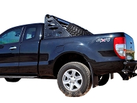 2011-2016 Ranger T6 ADD Chase Rack Lite with Tire Carrier