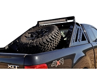 2011-2016 Ranger T6 Raptor ADD Venom Chase Rack with Tire Carrier