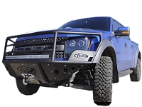 2010-2014 SVT Raptor ADD Rancher Front Off-Road Bumper for Winch