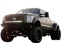 2011-2016 F250 & F350 ADD Stealth Winch Mount Front Off-Road Bumper