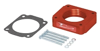 2005-2010 Mustang 4.0L V6 AIRAID PowerAid Throttle Body Spacer