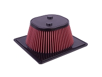 2009-2014 F150 Airaid SynthaFlow Drop-In Replacement Air Filter (Oiled)