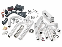 2011-2015 Class-A Motorhome (30 Valve) 6.8L V10 Banks Power Pack System - Headers/Cold Air Intake/Exhaust (Right Exit)