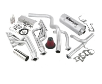 2013 Class-C Motorhome 6.8L V10 Banks Power Pack System - Headers/Exhaust/Air Intake