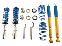 2014-2016 Fiesta ST Bilstein Front & Rear Adjustable Monotube Coilover Kit
