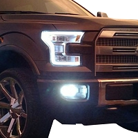 2015-2017 F150 Diode Dynamics Headlight DRL Switchback LED Boards