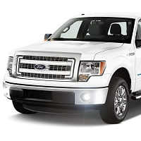 1999-2014 F-150 Diode Dynamics Fog Light HID Conversion Kit