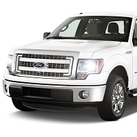 2004-2014 F-150 Diode Dynamics Bi-Xenon HID Headlight Conversion Kit