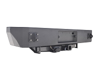1999-2013 F250 & F350 Body Armor Rear Bumper