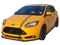 2013-2014 Ford Focus ST Street Scene Side Splitters