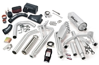 2006-2010 Class-A Motorhome (30 Valve) 6.8L V10 Banks Power Pack System - Headers/Tuner/Cold Air Intake/Exhaust (Right Exit)