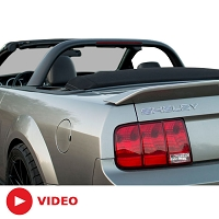 2005-2014 Mustang Convertible CDC Light Bar