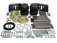 1999-2016 F250 & F350 Air Management by PacBrake (AMP) Air Spring Suspension System