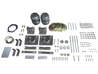 2005-2010 F250 & F350 2WD Air Management by PacBrake (AMP) Air Spring Suspension System