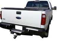 1999-2016 F250 & F350 Iron Cross Replacement Rear Bumper