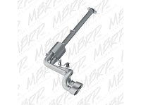 2011-2014 F150 5.0L & EcoBoost MBRP Installer Series Pre-Axle Dual Exhaust Kit