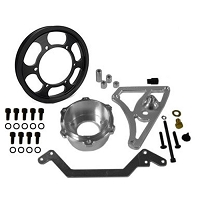 2003-2004 SVT Cobra 4.6L Metco Interchangeable Crank Pulley Kit