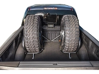 2017-2018 Raptor N-Fab Two-Wheel Bed Cage (SuperCrew 5.5ft Bed)