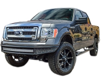 2009-2014 F150 EcoBoost Rogue Racing Rebel Front Off-Road Bumper