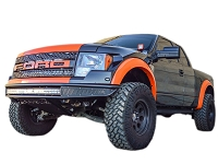 2010-2014 SVT Raptor Rogue Racing Rebel Front Off-Road Bumper