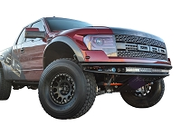 2010-2014 SVT Raptor Rogue Racing Renegade Front Off-Road Bumper