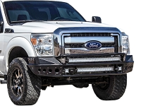 2011-2016 F250 & F350 Rogue Racing Rebel Front Bumper